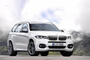 对标奔驰GLS级 全新旗舰SUV宝马<em>X</em>7将投产