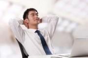 办公室里这样健身 每天精神8小时