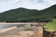 永吉县供水主管线再次冲毁 力争在最短时间内恢复供水