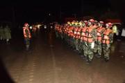 吉林市公安消防支队迅速行动做好抗洪救援应急准备