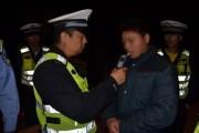 9月份每周五、周日晚全省交警集中夜查严打违法