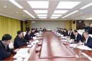 王君正在部署外事工作时要求:拓宽国际视野 提升开放水平 推动长春老工业基地全面振兴发展