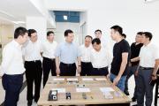 王君正在经开区调研时强调创新发展 激发活力 推动经济高质量转型