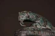 """欢迎回家!曾在英被拍卖的圆明园文物""""虎鎣""""入藏国家博物馆"""