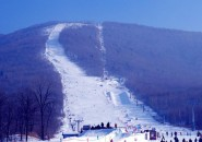 来吉林玩雪吧!省内多家滑雪场、滑冰场陆续开门迎客