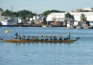 毛里求斯举办第14届龙舟节