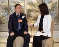 两会好声音 全国人大代表杨小天做客吉林网络广播电视台