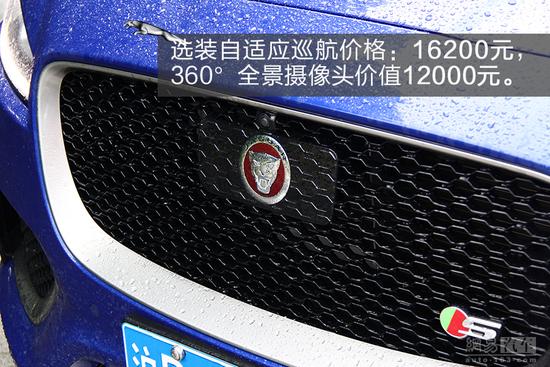 优雅又撩人 试驾捷豹F-PACE 3.0T限量版