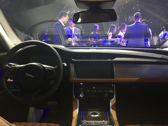 售38.8万-68.8万 全新国产捷豹XFL上市