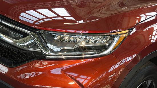 有1.5T/明年国产 全新CR-V首次公开亮相