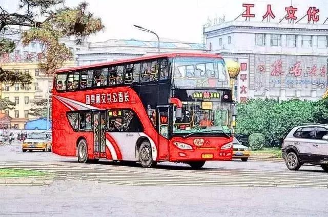 攻略|穷游长春,有这条公交线路就够了!