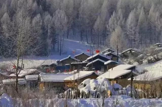 这个冬天你应该有一场雪的旅行!
