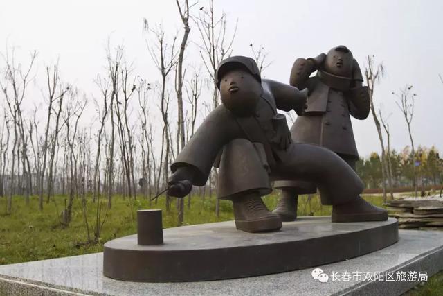 在双阳寻找国际雕塑符号!