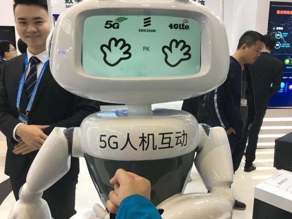 """【世界互联网大会】5G组团抢""""C""""位 中国5G市场未来前景广阔"""
