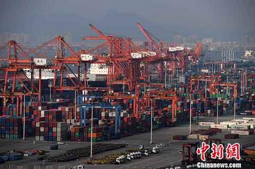 2018年中国外贸进出口总值30.51万亿 创历史新高