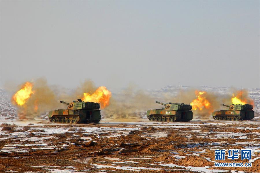 中国军队2019:强军兴军再出发