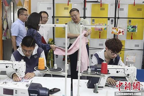 资料图:职业教育。<a target='_blank' href='http://www.chinanews.com/'>中新社</a>记者 盛佳鹏 摄