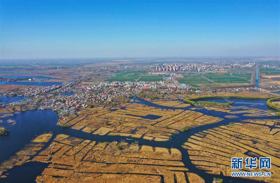 奋进,向着未来之城!——河北雄安新区建设发展两周年纪实