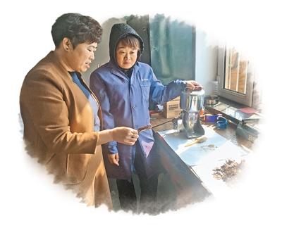 吉林省四平市高桂英代表:产业强起来致富路更宽