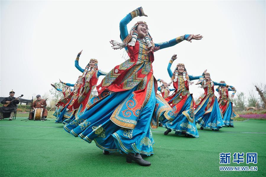 (北京世园会)(1)2019年中国北京世界园艺博览会开园