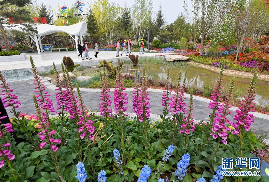 (北京世园会)(8)2019年中国北京世界园艺博览会开园