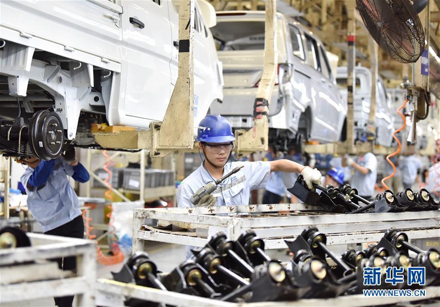 (聚焦中国经济亮点·图文互动)(5)研发加强激活新动能 紧抓机遇搏浪新时代——从企业研发看经济转型发展