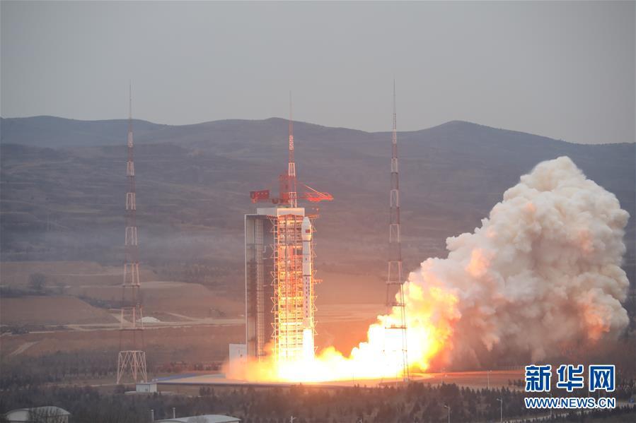 (科技)(5)我国成功发射高分十二号卫星