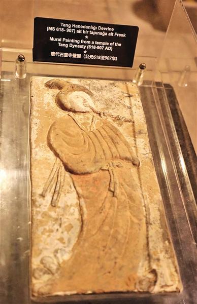 千年文物终归故土土耳其首次向中国移交其境内中国文物