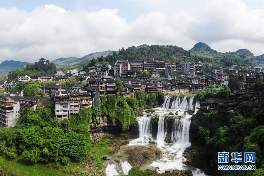 (圖文互動)(1)美了鄉村 富了山民——湖南崛起一批文旅特色小鎮