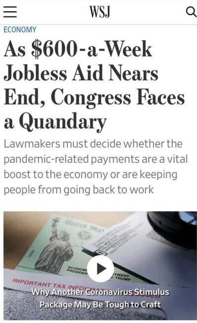 北美观察丨美国财政坠崖倒计时:救济将停发 2500万人生计堪忧