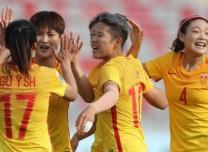 """国际足联点赞中国女足:厉害了,蓄势待放的""""铿锵玫瑰""""!"""