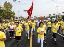 去年全国近500万人参与马拉松,哪个省份的人热情最高?
