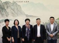 吉林省委常委、宣传部长王晓萍会见 新浪微博党委书记王祥