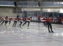 万博手机注册省24名运动员入选国家速滑集训队
