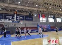 以球会友!2019中俄青年篮球友谊赛在长春市拉开帷幕