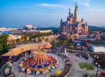 旅游日來了!上海迪士尼等70家景點的門票半價