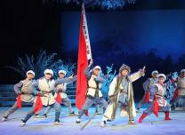 大型民族舞劇《楊靖宇》在吉林市首演