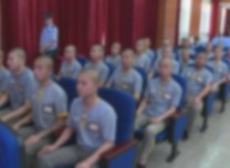 吉林省未成年犯管教所一场特殊的家长会