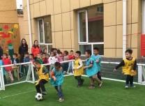 祝贺!吉林省100余所幼儿园成为全国足球特色园