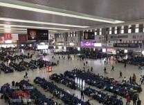 长春站十一假期预计发送旅客118万人 部分车站无需取票