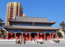 长春文庙举办重阳节公益文化活动