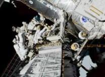 史上首次!國際空間站實現全女性宇航員太空行走