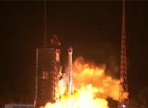 喜報!我國成功發射通信技術試驗衛星四號