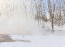 长春市北凯旋路附近供热管线泄漏 这些小区受影响