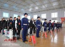 yabo亚博体育下载省森林消防总队迎接286名新消防员入职