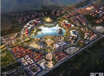 全國海拔最高文創園區珠峰文化旅游創意產業園初具規模