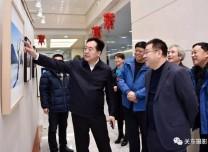 2019年吉林省蛟河农民摄影家联展开幕