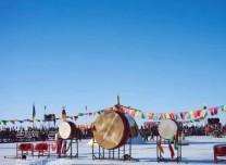 查干湖冬捕節28日開幕 各項準備已近完成
