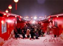 在长春过春节  冰雪梦工厂不容错过
