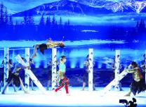 《冰雪家园》在长春市首演